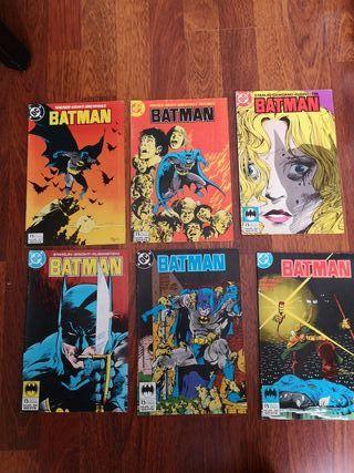 Lote 5 Batman de Zinco