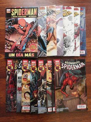Spiderman del 20 al 35 Panini