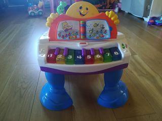Piano infantil Fisher Price