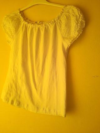 blusa marca promod