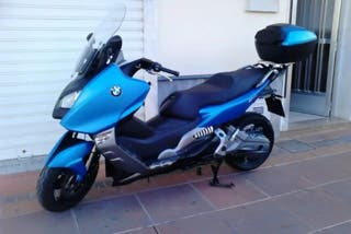 scooter Bmw 600 sport