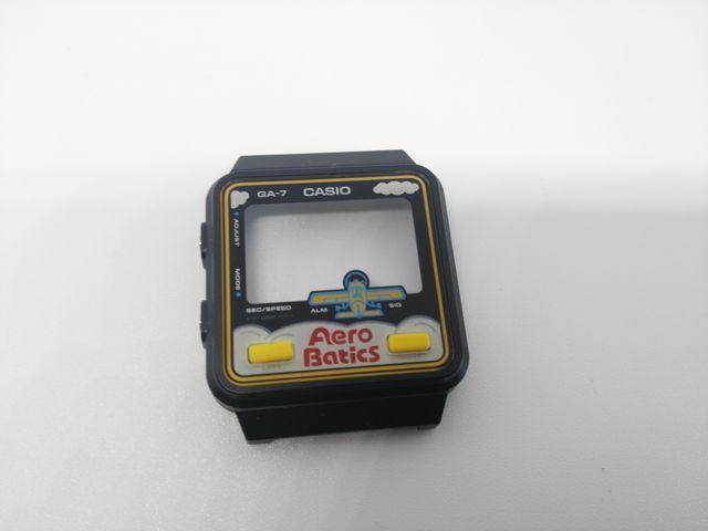 Carcasa para reloj casio ga-7 game nueva