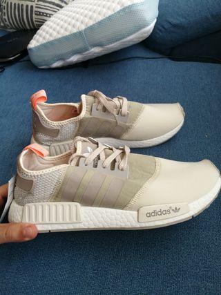 promo code a876d 137fd Zapatillas Adidas NMD Talla 45
