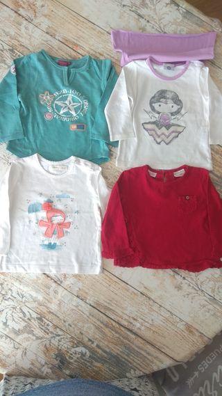 8302d3292 Camisetas manga larga bebé de segunda mano en la provincia de Madrid ...