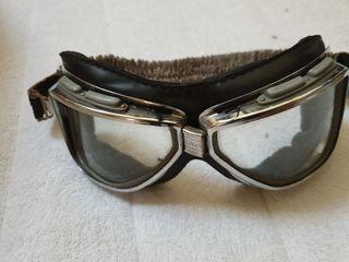 Gafas moto años 50