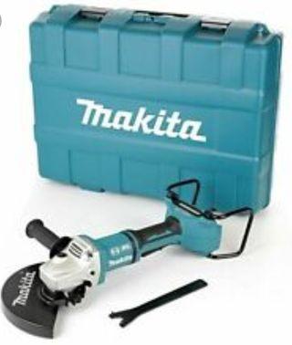 Amoladora radial Makita DGA900Z