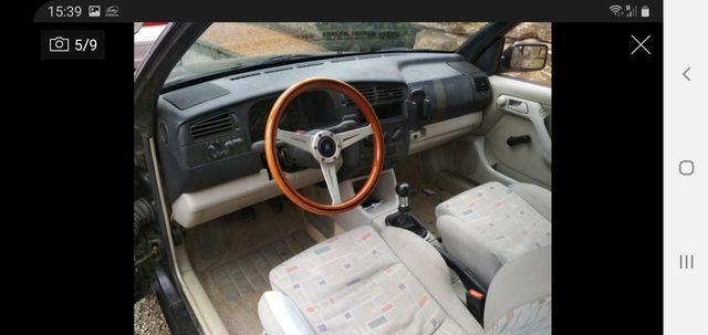 Volkswagen Golf Cabrio 1997