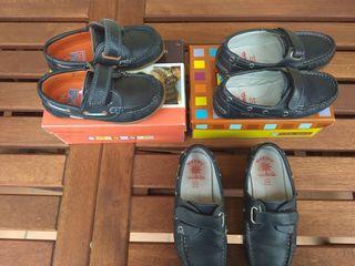Zapatos Náuticos 26-27-31