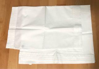 Sábana encimera y almohada cuna 120x60 Cotton Juic