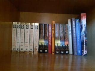 Lote 2 - 17 libros Tolkien