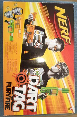 Nerf Dart Tag Fury Fire