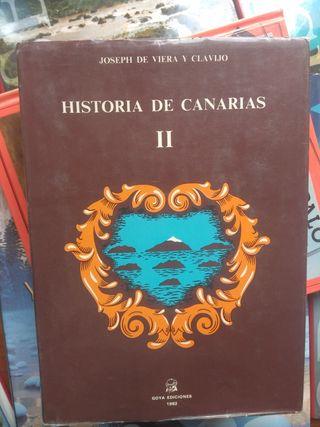 Libro de Historia de Canarias
