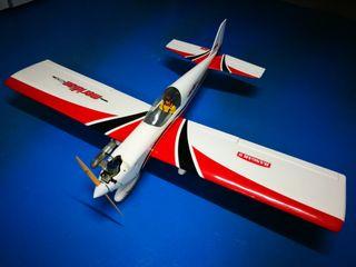 Avión RC Meridian 10cc Hangar 9