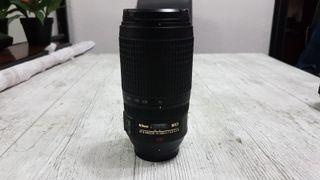 Objetivo Nikon 70300 mm