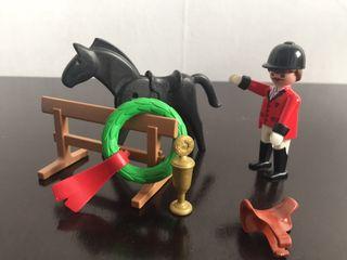 Jinete Playmobil