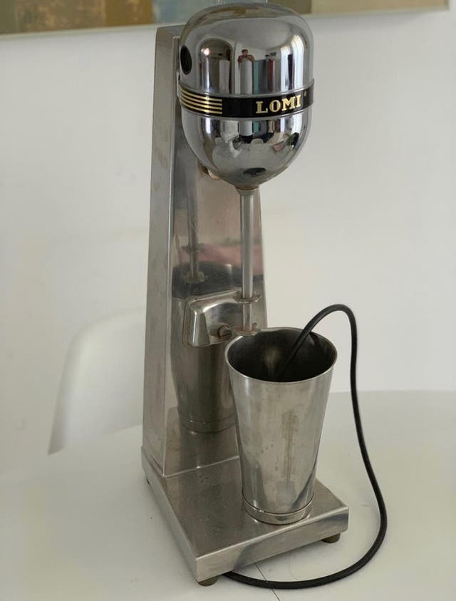 Batidora mezcladora LOMI vaso 1 litro