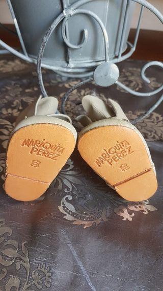 botas de mariquita Pérez
