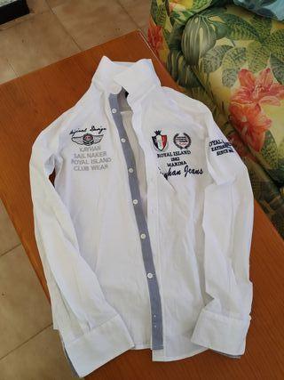camisa talla s kayhan jeans