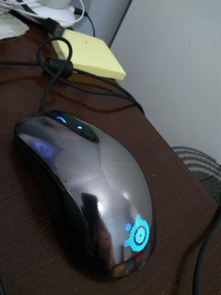 Ratón laser