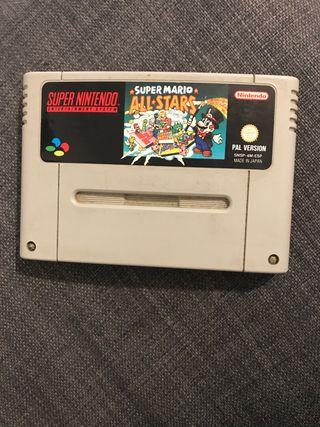 Súper Mario All Stars 1992