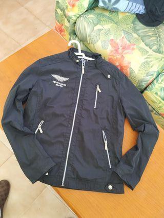 chaqueta Hacket Aston Martin