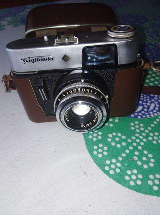 cámara de hacer fotos