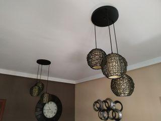juego de lámparas se venden juntas o por separado