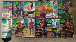 12 Revistas de Sport Life año 2011