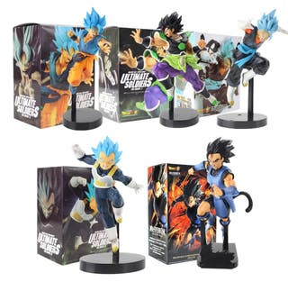 Figuras Dragon Ball Super y Legend 20cm
