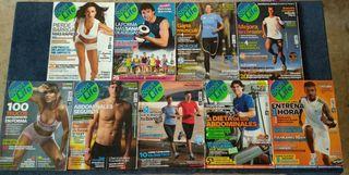 9 Revistas Sport Life año 2009