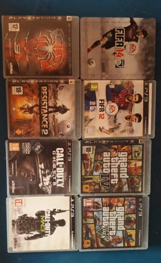 videojuegos de ps3