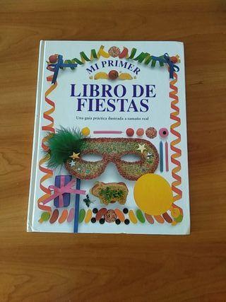 Mi primer libro de fiestas