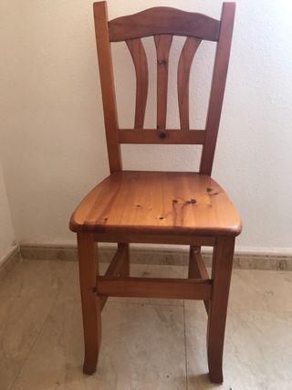 2 sillas ( Playa Xeraco )
