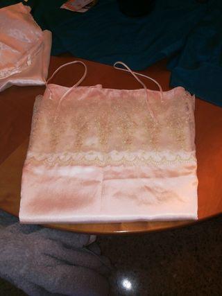 camisola. de seda