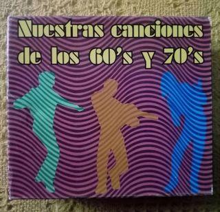 NUESTRAS CANCIONES 60 y 70