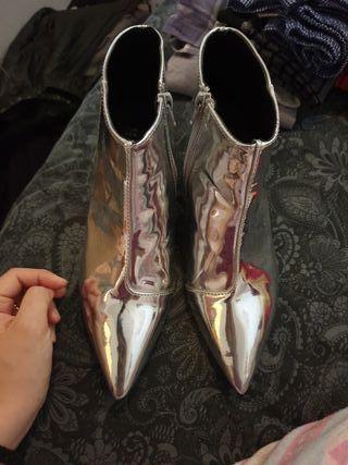 botas talla 38