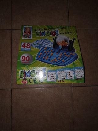 bingo para niños
