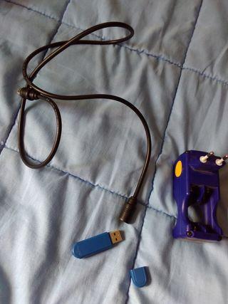 Lote cable para bateria y usb