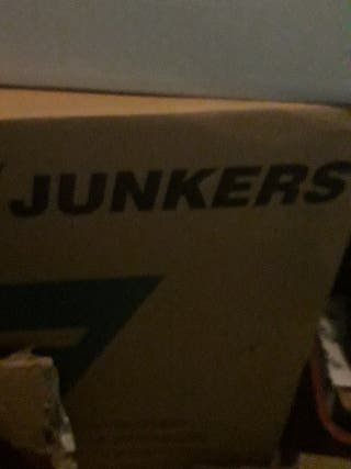 se vende calentador junker 14l gas natural