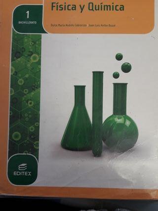 Libro de Física y Química 1°Bachiller