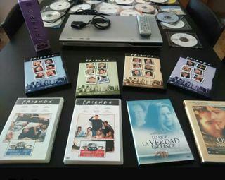 DVD LG + REGALOS