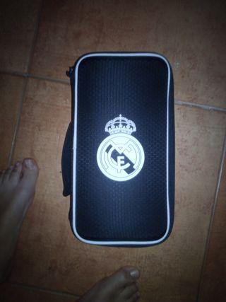funda nintendo Switch Real Madrid