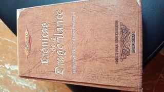 """Libro """"Crónicas de la Dragonlance"""""""