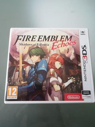 Juego Fire Emblem Echoes, Shadows of Valentia