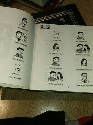 lote libros inglés