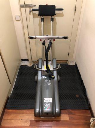 Oruga salva escaleras para silla de ruedas