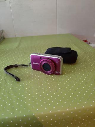 cámara de fotos Canon sx210 IS powershot
