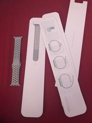 Correa original para Apple Watch Nike 38mm