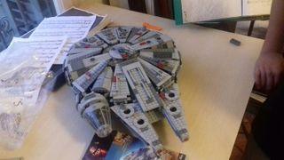 LEGO Star Wars Alcon Milenario