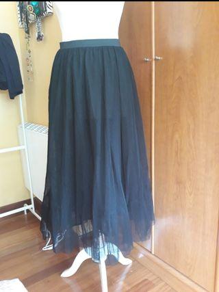 21c0d27004 Falda de tul de segunda mano en Bilbao en WALLAPOP